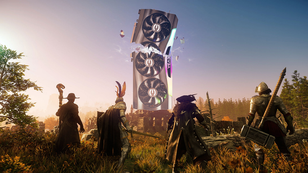 Amazon Made an MMO That's Destroying Graphics Cards