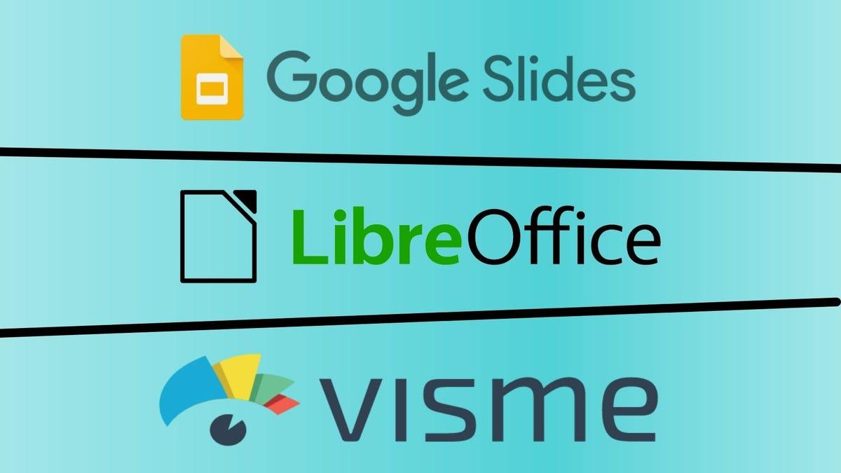 best microsoft powerpoint alternative including google slides, libreoffice impress, and visme