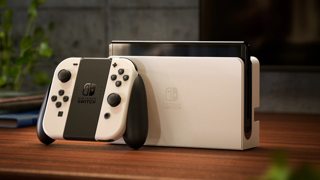 Nintendo's New Switch Arrives with Fewer Upgrades than Rumored