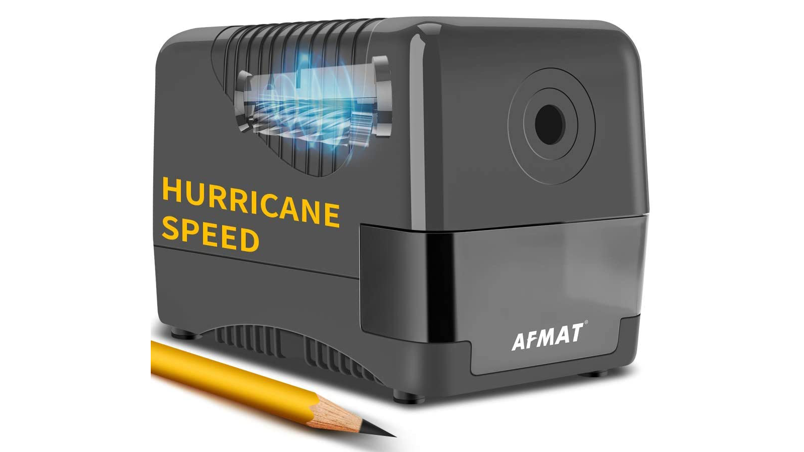 Forget Dull Pencils—This Electric Pencil Sharpener is All You Need