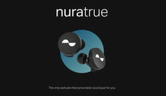 Nura's True Wireless Earbuds Adjust Their Sound Quality to Your Ears