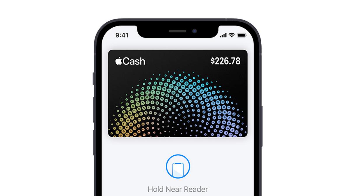 The Apple Pay app.