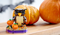 LEGO Gets a Jump Start on Halloween with Two Seasonal Sets