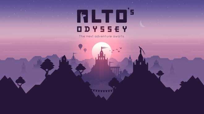 'Alto's Odyssey' Surfs Onto Apple Arcade, Complete With a New City Biome