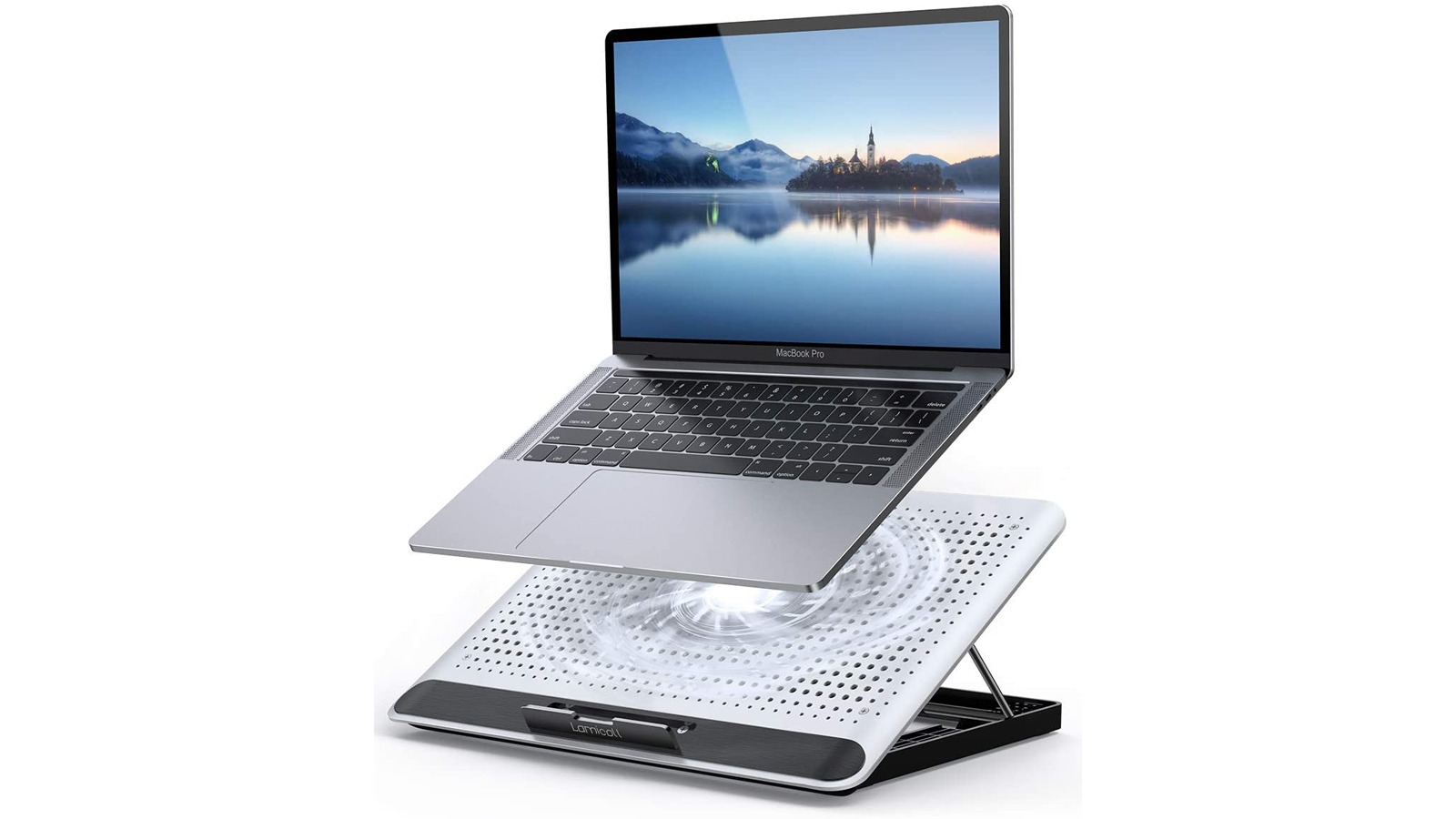 Keep Your Laptop from Overheating with This Clever Cooling Stand