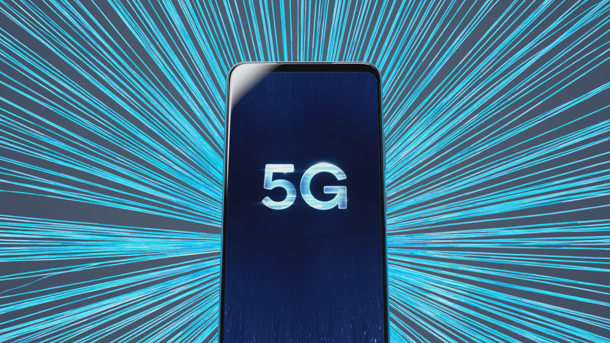 """Qualcomm Smartphone for Snapdragon Insiders with """"5G"""" on the screen"""