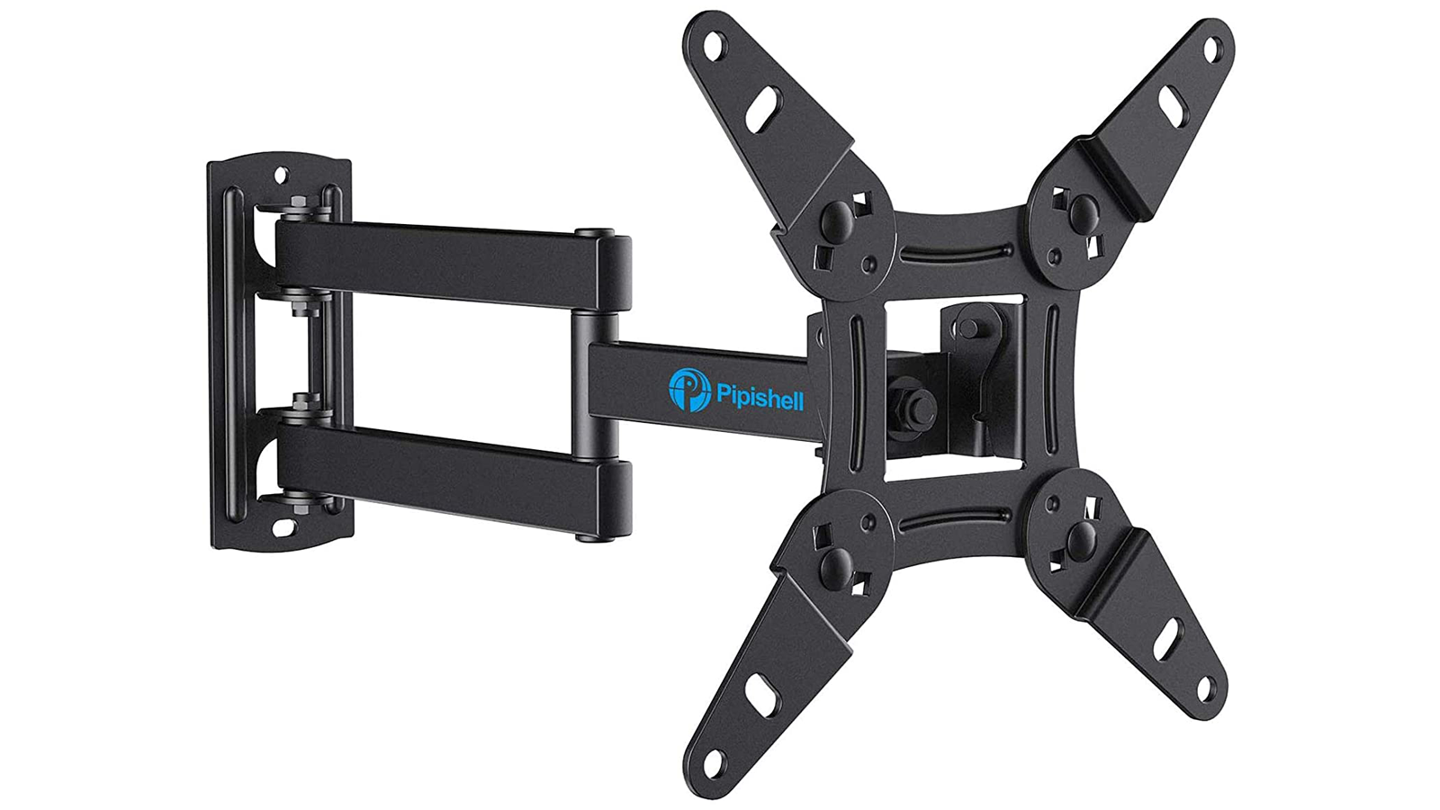 Upgrade Your TV or Monitor Setup with This Articulating Wall Mount Bracket
