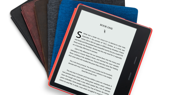 Amazon Could Turn the Kindle into a Foldable E-Reader