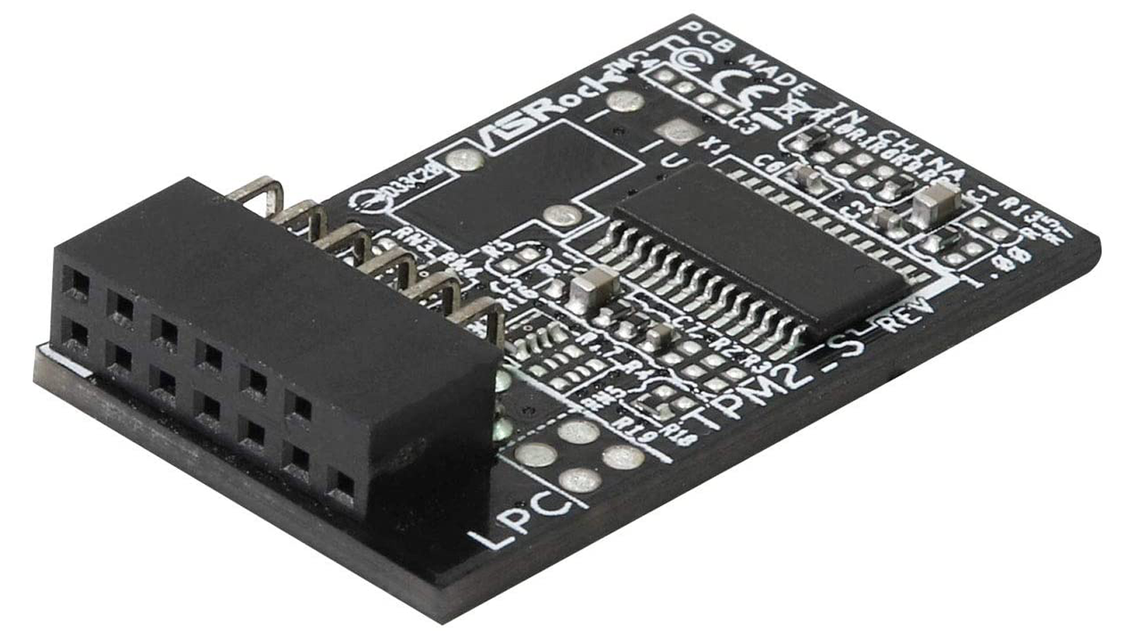 ASRock TPM2-S TPM Module Motherboard