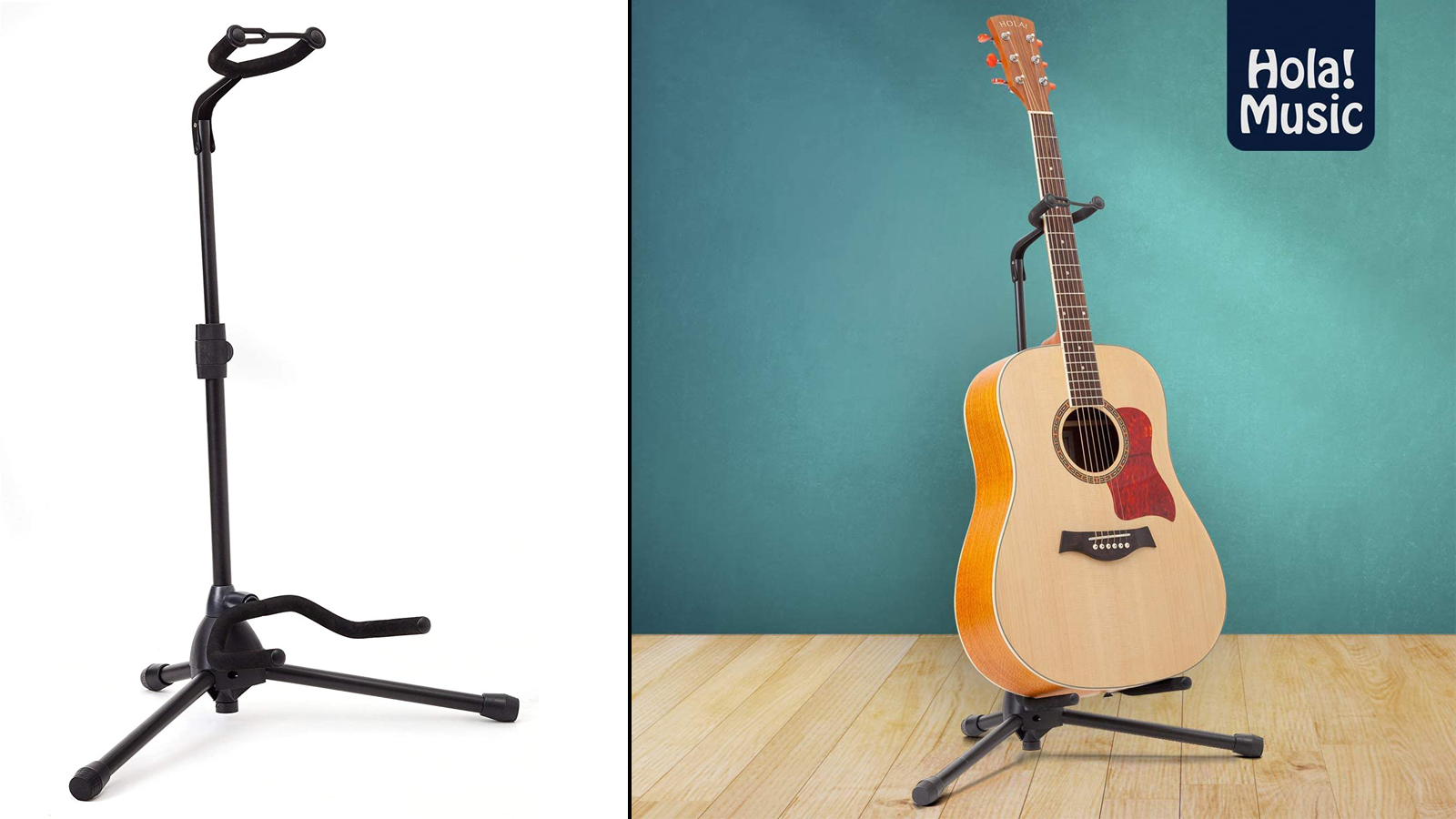 Store Your Guitar and Other Stringed Instruments in This Universal Guitar Stand