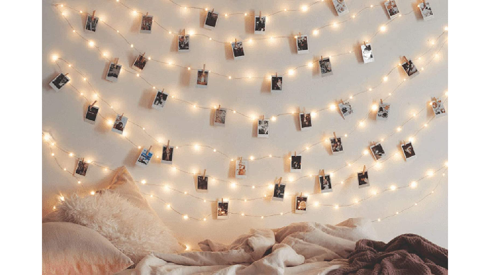 Light Up Your Home or Venue with These Pretty Fairy String Lights