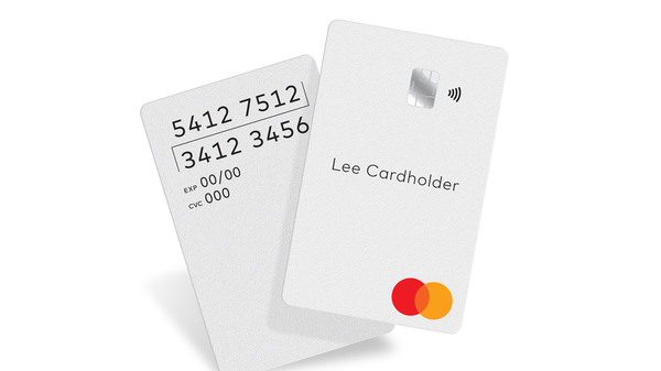 Your Next Mastercard May Not Have a Magnetic Stripe