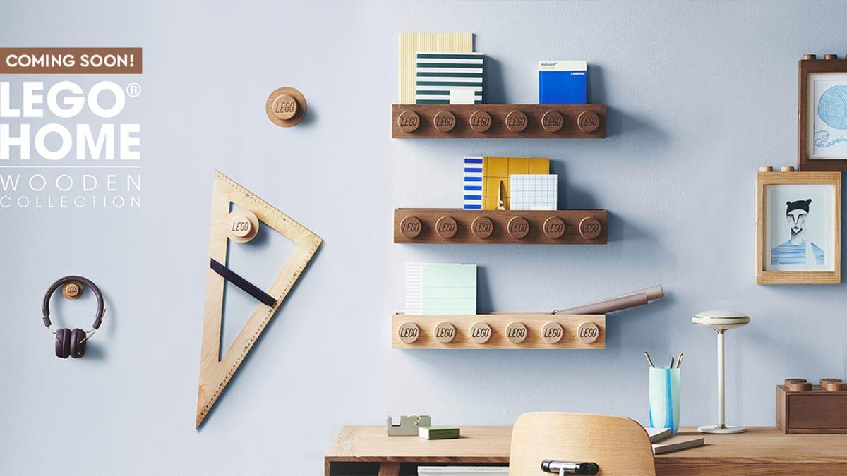 LEGO home wooden copenhagen