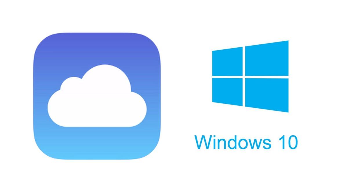 iCloud passwords for Windows