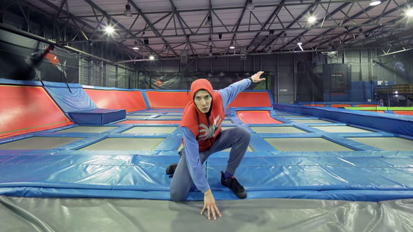 This Guy's Invention Isn't Spider-Man Web Shooters, but It's Pretty Close