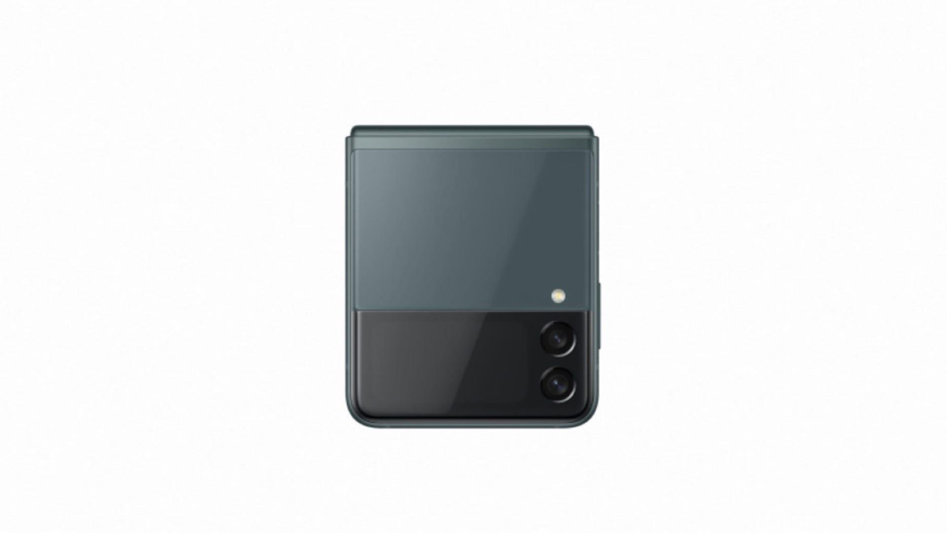 Samsung Galaxy Z Flip 3 leak