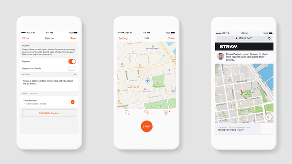 Strava Just Made One of Its Most Popular Safety Features Free