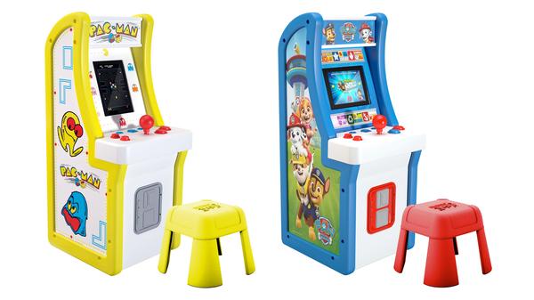 Arcade1Up Announces Its First Kids' Arcade Machines