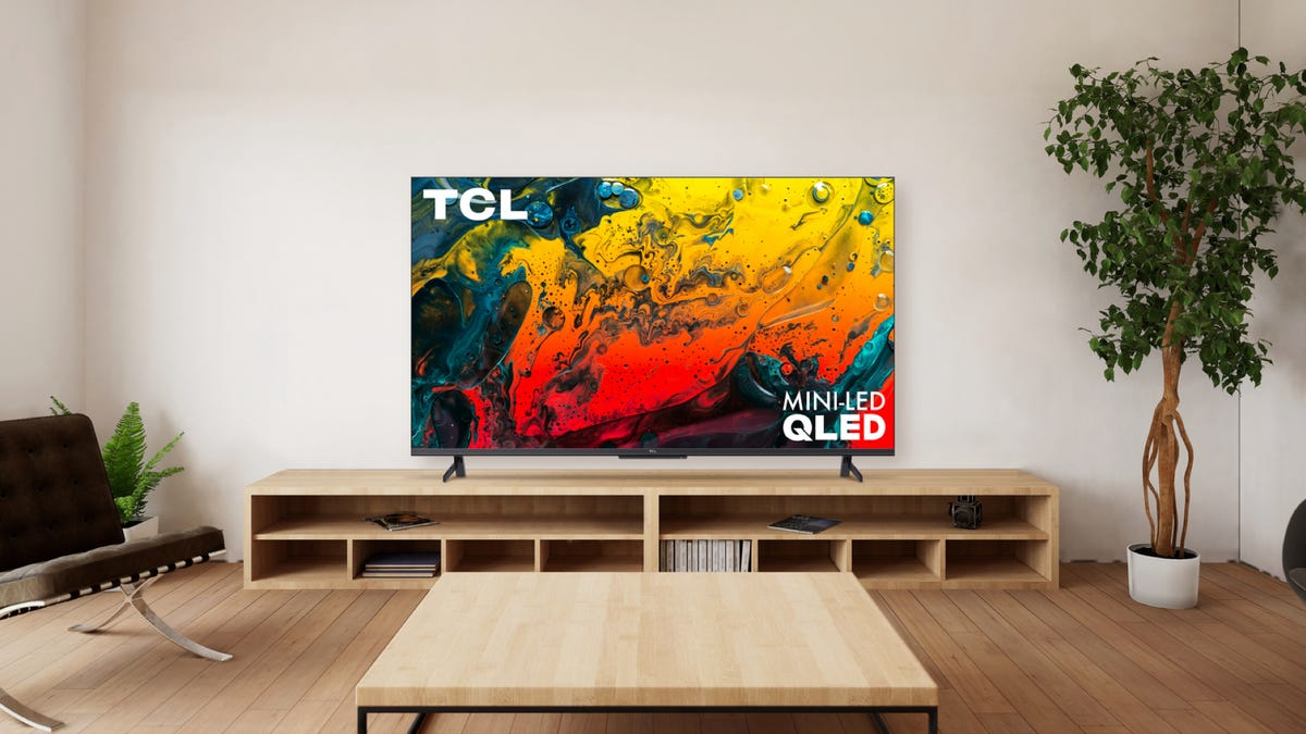 TCL TV with Google TV