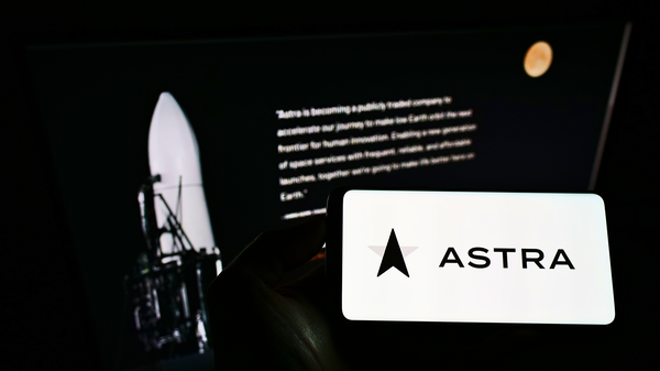 Astra Announces First Commercial Orbital Launch With the U.S. Space Force
