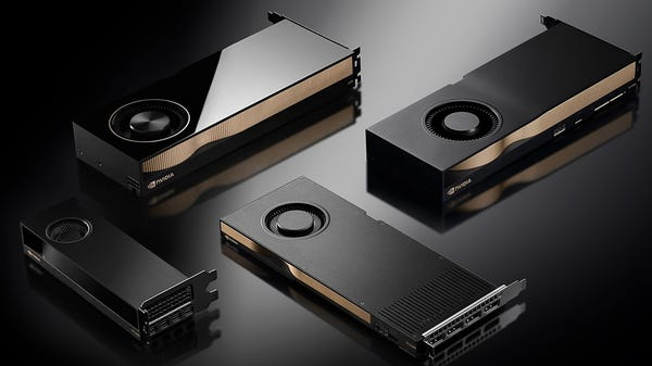 Nvidia's RTX A2000 GPU Puts Phenomenal Cosmic Power in an Itty Bitty Living Space