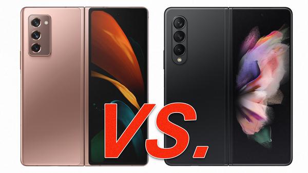 Samsung Galaxy Z Fold 2 vs. the Galaxy Z Fold 3, What's New?
