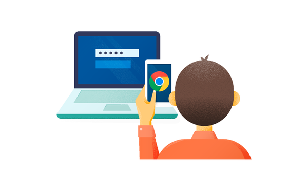 Google Is Turning Chrome for Android Into a 2FA Security Key
