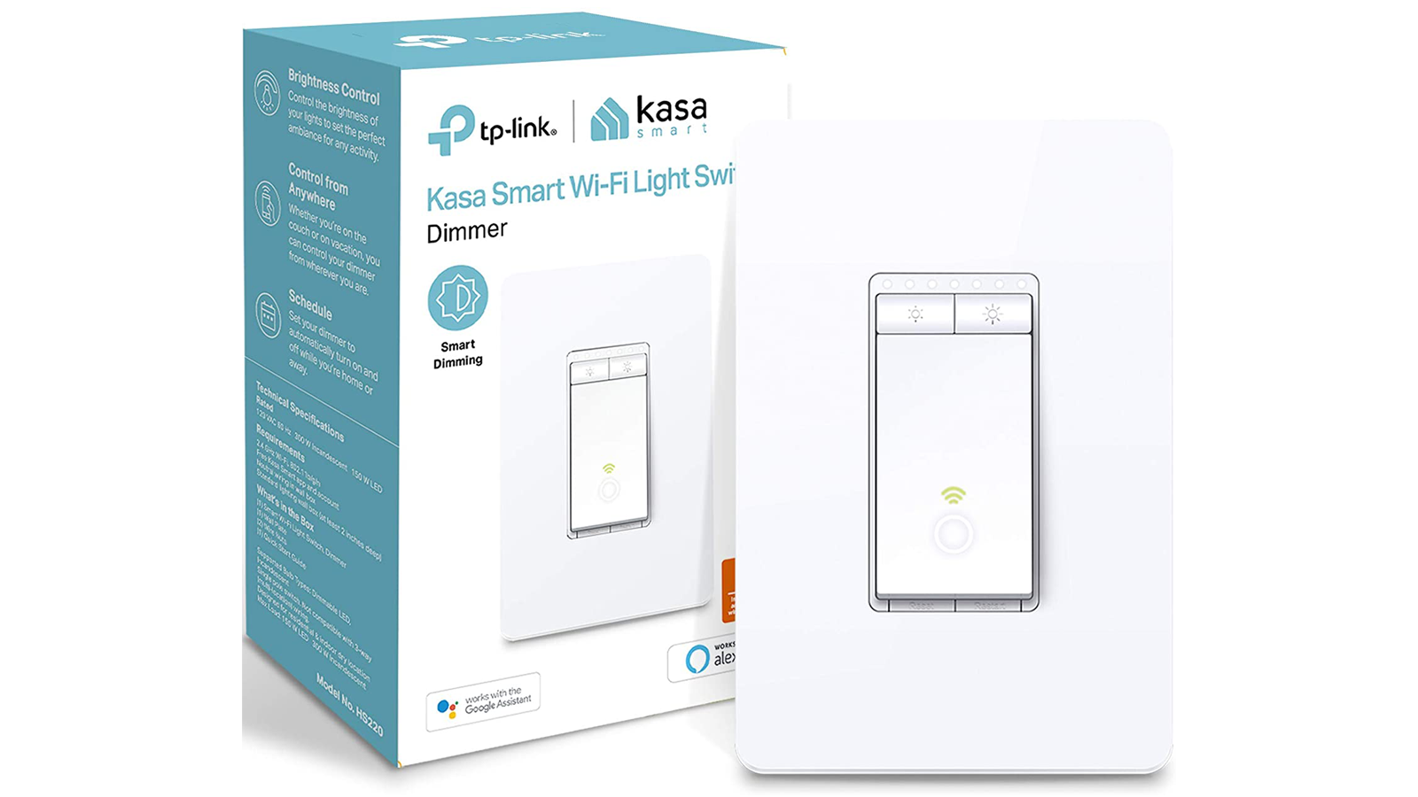 Smarten Up Your Home Lighting with Kasa's Smart Dimmer Switch