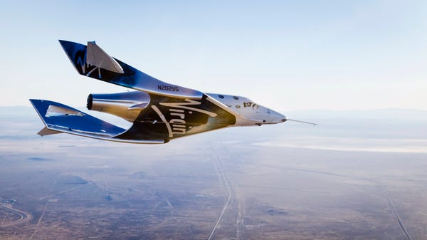 Virgin Galactic's Quick Trips to Space Are Back and Nearly Double the Price