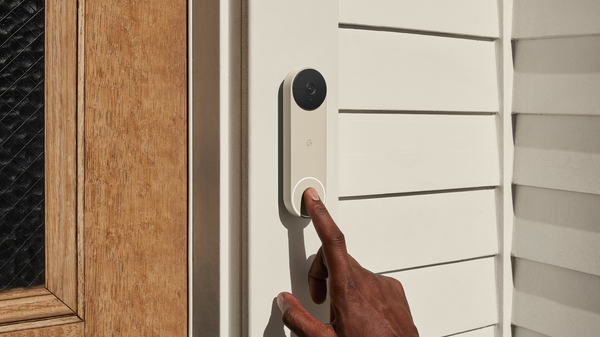 The Latest Nest Doorbell and Cam Are Perfect for Renters