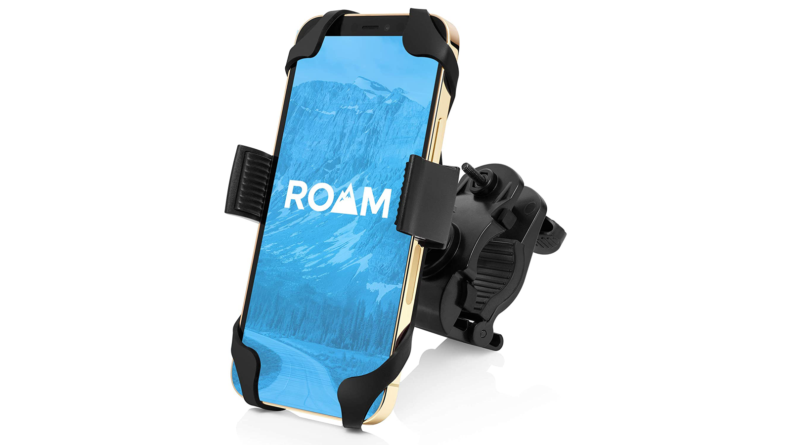 Easily View Your Phone While You Bike With This Universal Phone Mount