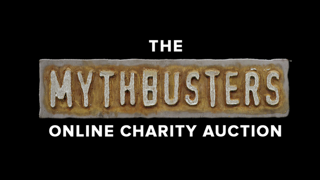 Props From 'Mythbusters' Will Go up for Auction for the First Time