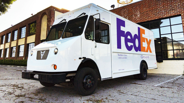 FedEx Taking a Baby Step into Electrifying Its Vehicle Fleet