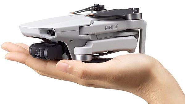 DJI Releases Its Most Affordable Drone Ever and It Still Fits in Your Hand