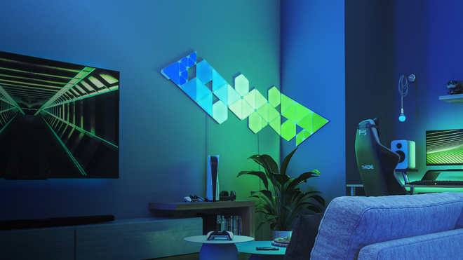 Nanoleaf Smart Lighting Steps Into The Future With Thread Border Router Update
