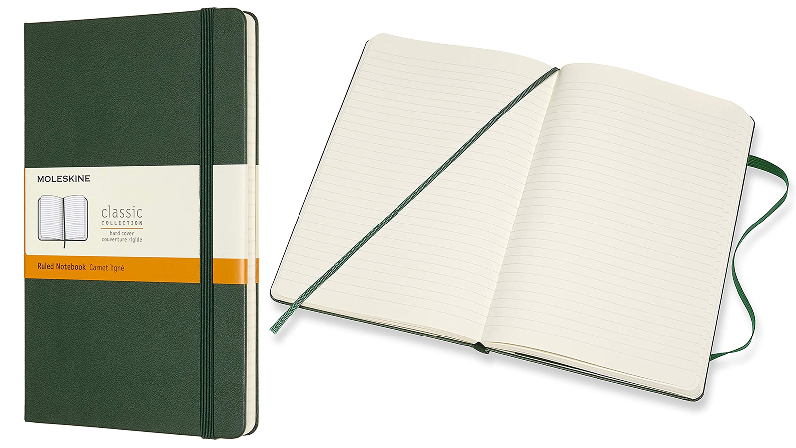 Write, Sketch, and More with This Beautiful Moleskine Classic Notebook