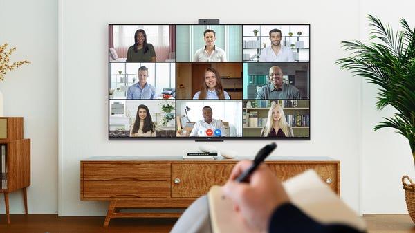 TCL's New Google TV Webcam Makes More Sense Than You'd Think