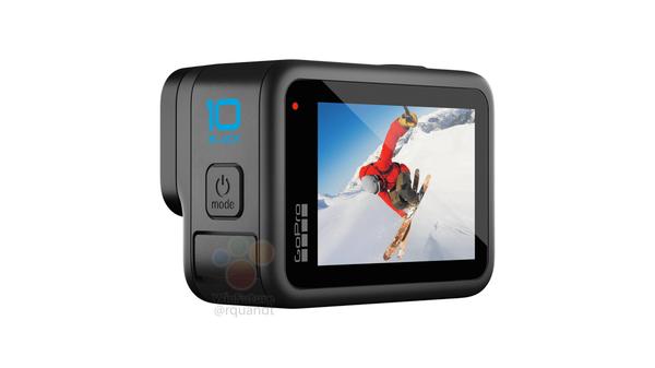 GoPro HERO10 Black Leak Hints at Improved Image Quality