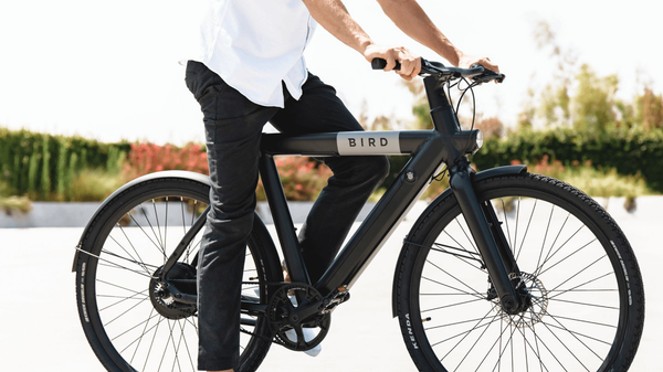 Now You Can Take a Bird E-Bike Home Without Stealing It