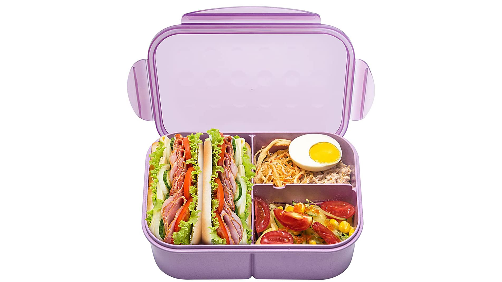 You Can Take Your Lunch on the Go Thanks to This Stylish Bento Box