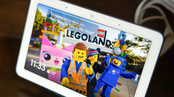 LEGOLAND Hotel Rooms Will Turn to Google for Concierge Service