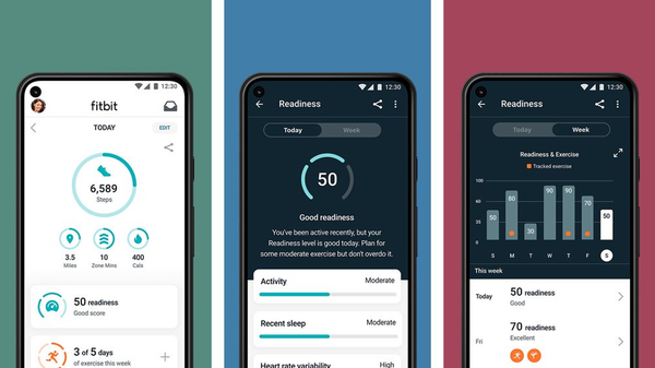 """Fitbit's New """"Readiness Score"""" Will Tell You When to Skip Leg Day"""