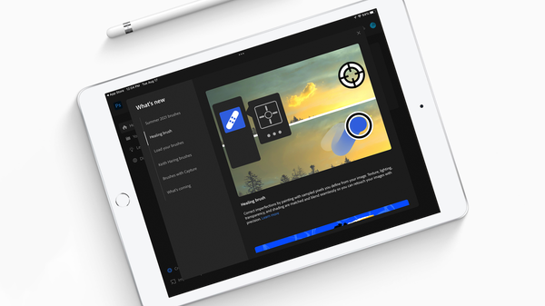 Photoshop for iPad Finally Gets Some Useful Tools
