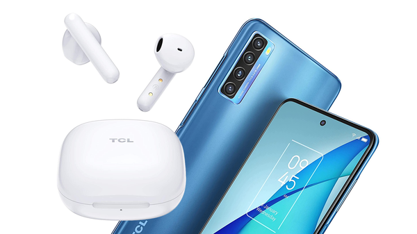 Grab TCL's New Phones and Wireless Earbuds at a Massive Discount