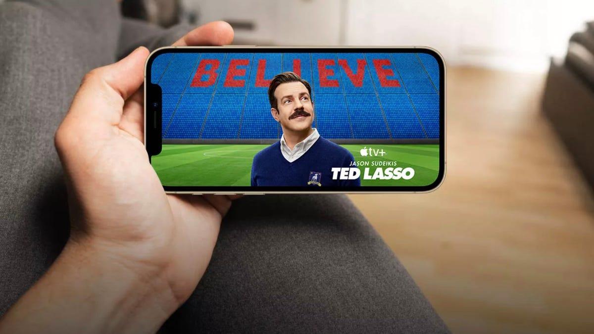 Apple TV Ted Lasso