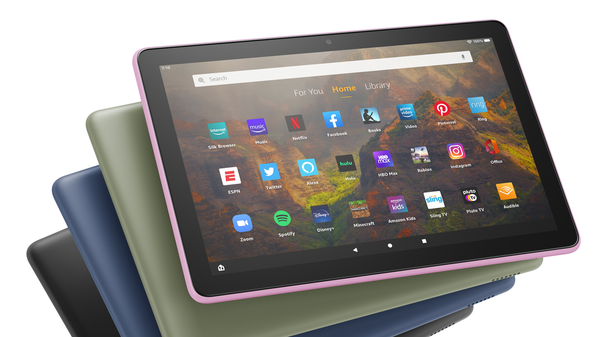 Amazon's Newest Fire HD 10 Tablets Are $50 Off