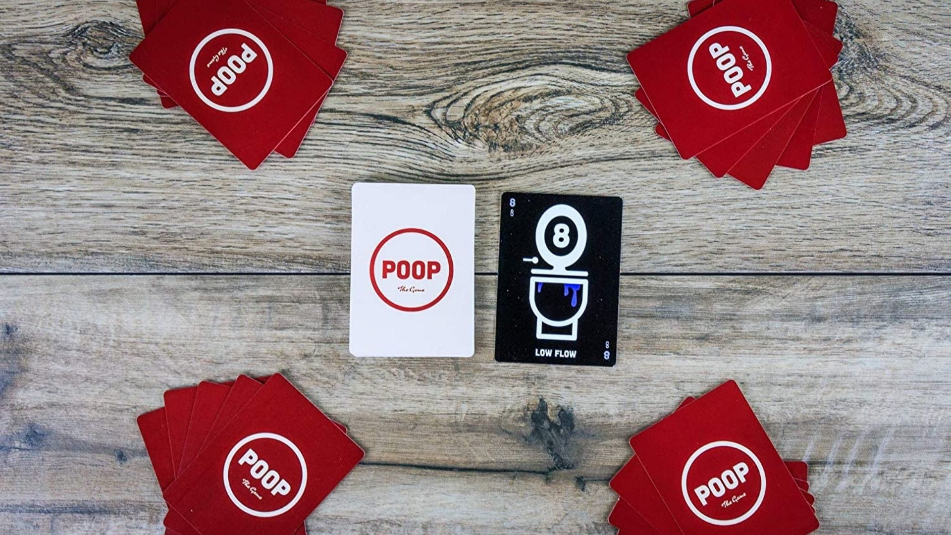Poop Friendly Party card board game