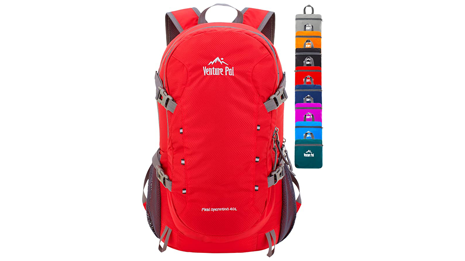 This 40L Travel Daypack is Perfect for Hikes or Daylong Adventures