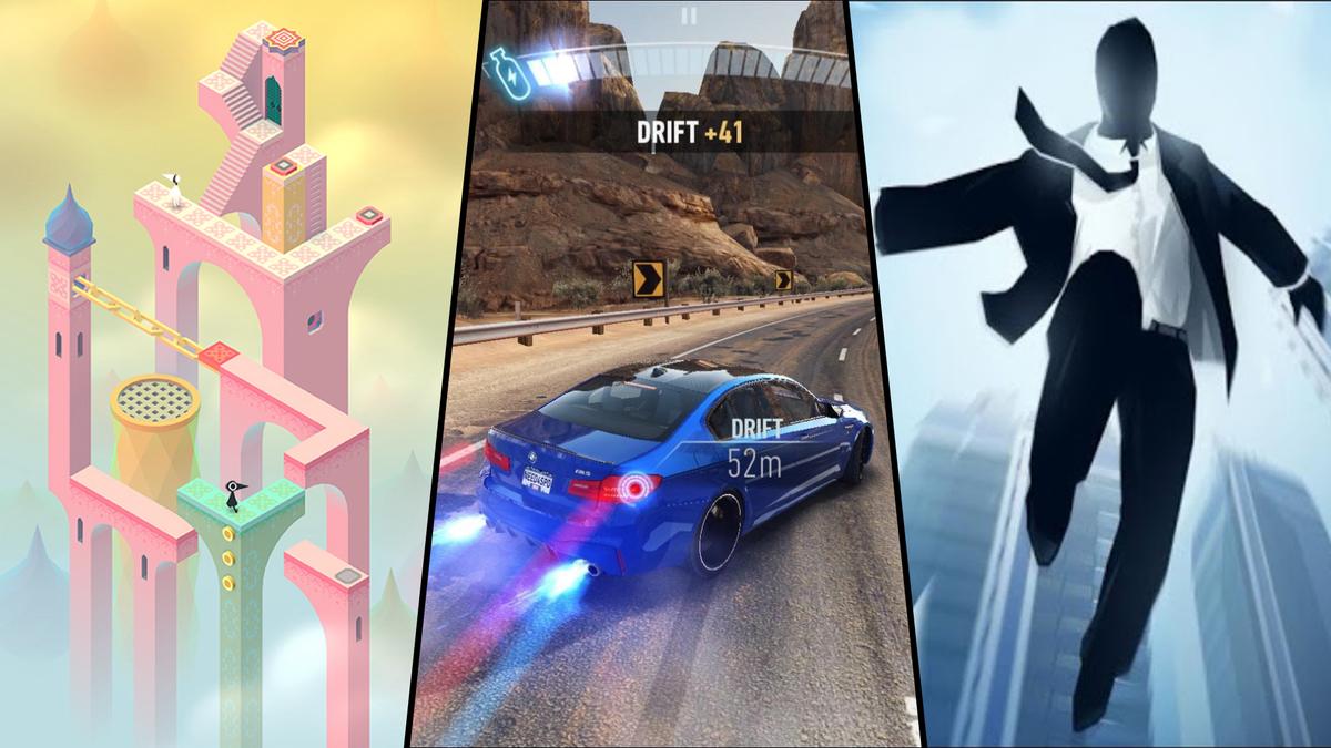 games collage, offline games