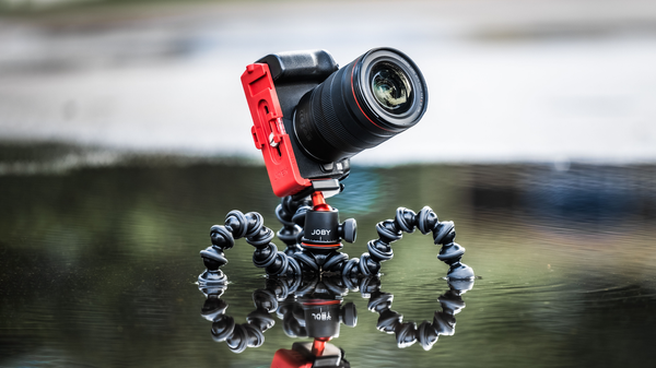 Joby Releases a Compact Camera Bracket for Vertical Video Enthusiasts